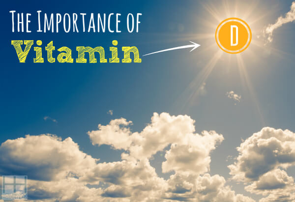 The Importance about Vitamin D WM