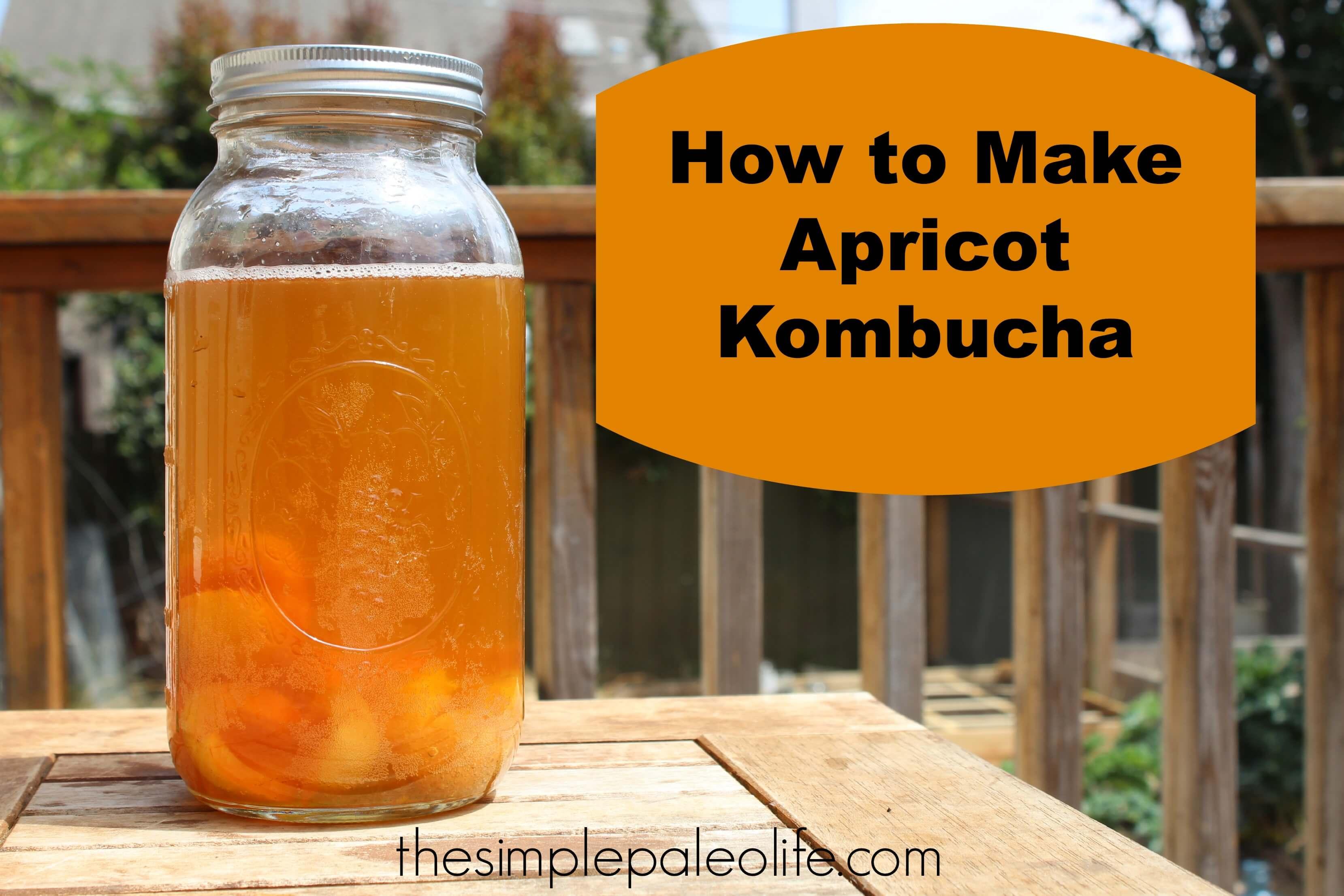 how to make the perfectberry kombucha