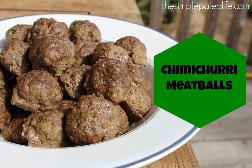 how to make chimichurri recipe