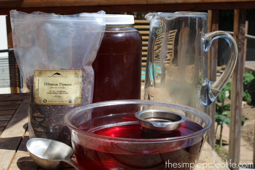 how to make hibiscus tea