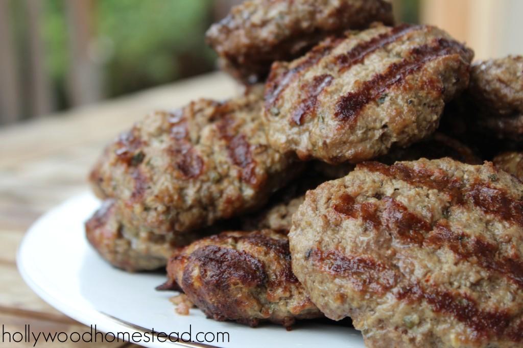 beef liver burgers