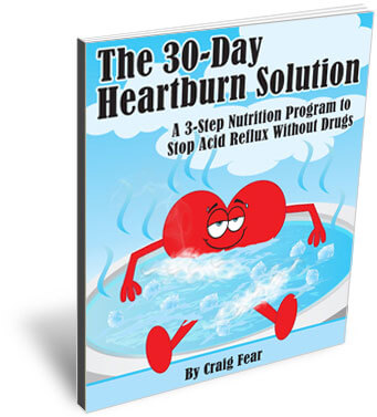 30 Day Heartburn Solution book