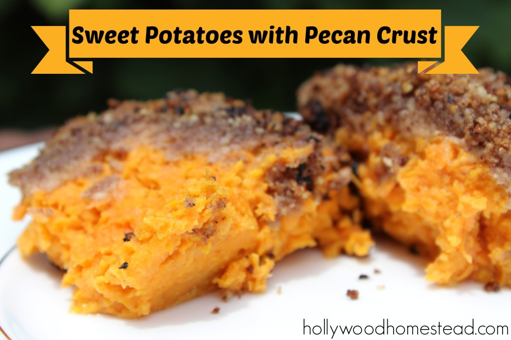 paleo sweet potatoes
