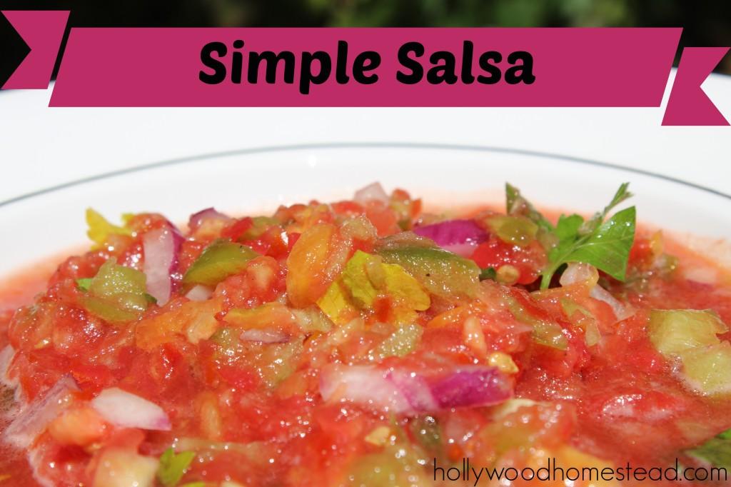 paleo salsa