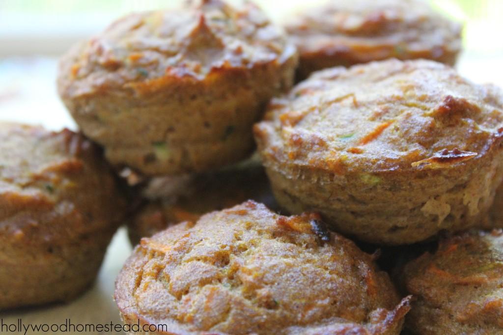 21 Day Sugar Detox Muffins