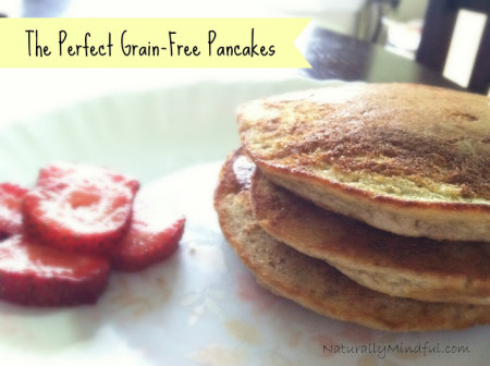 Perfect Grain-Free Pancakes