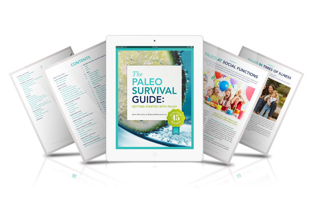 getting started with paleo guide
