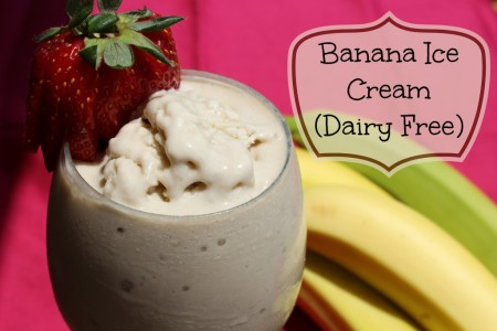 paleo banana ice cream