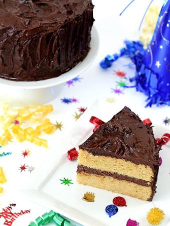 paleo birthday cake