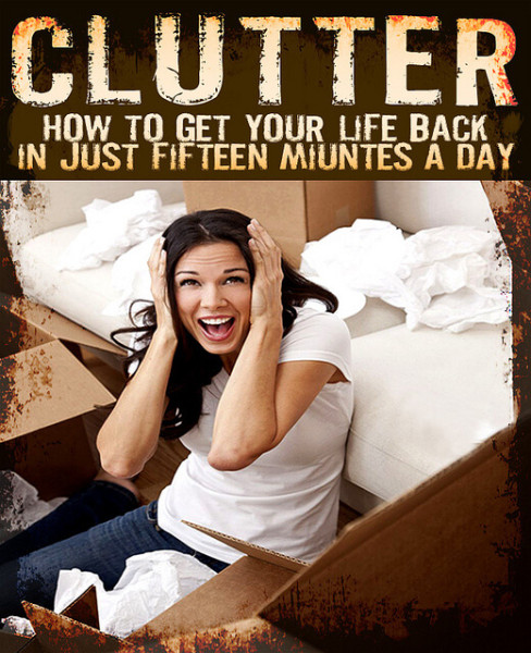 Are You Trapped in Clutter?