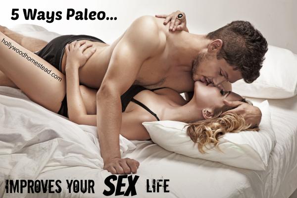 paleo diet sex life