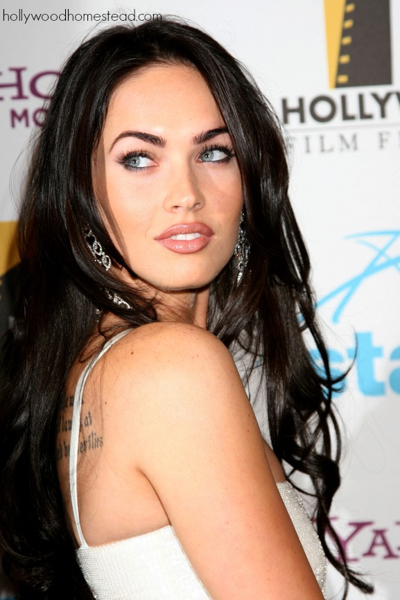 Megan Fox paleo diet