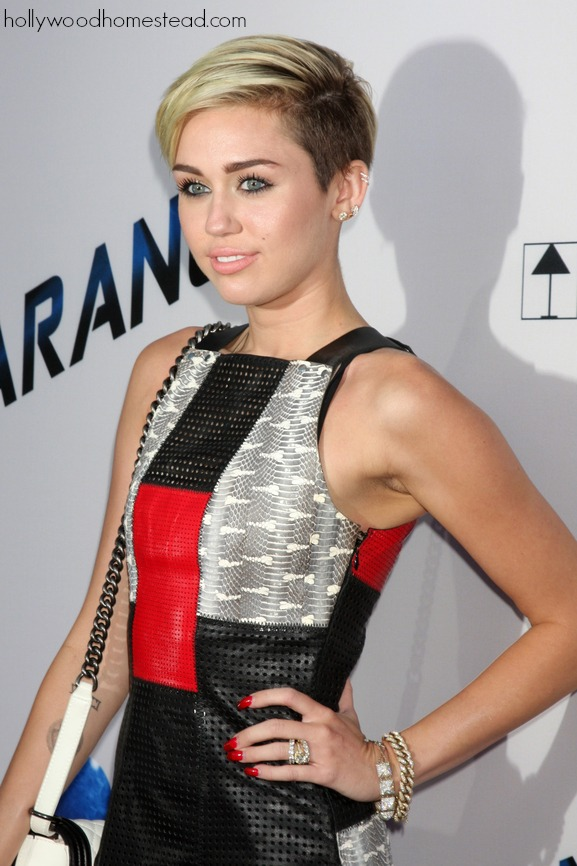 Miley Cyrus paleo diet