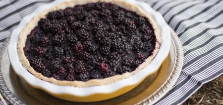 Summer Blackberry Pie