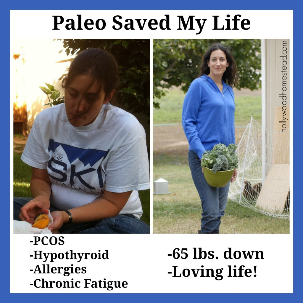 paleo before after pictures