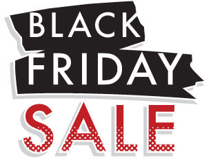 Black Friday SALE- No Elbowing Little Old Ladies Required!