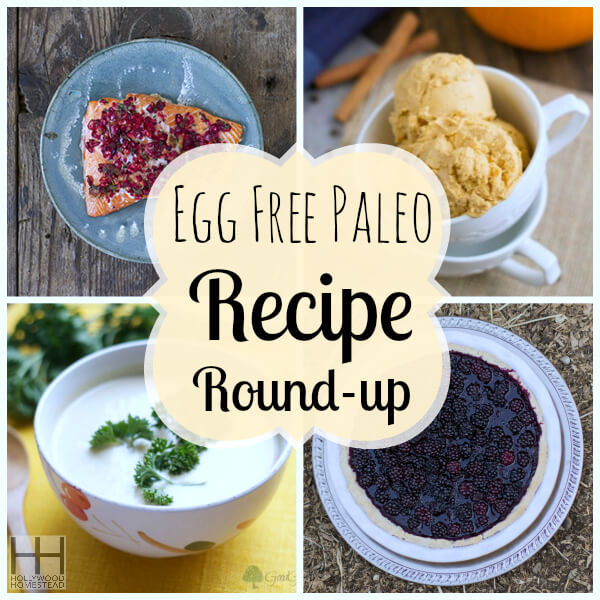 Egg Sensitivity? Try these Egg-Free Recipes!