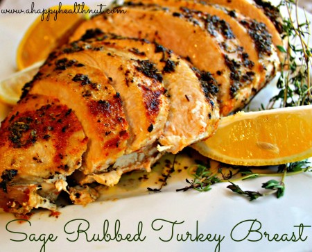 Sage Rubbed Turkey Breast