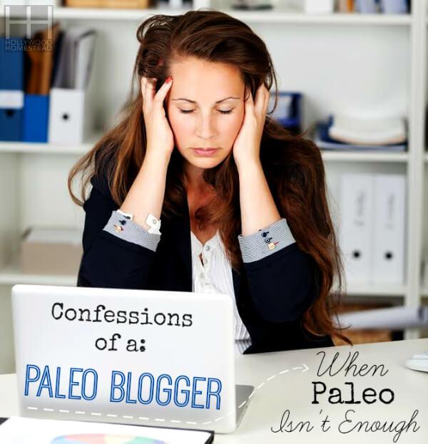 when paleo isn't enough