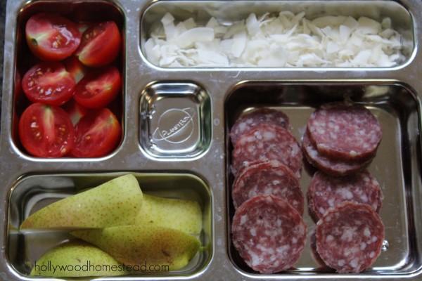 paleo kids lunch