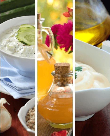 salad dressing reicpes