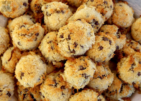 paleo macaroons recipe