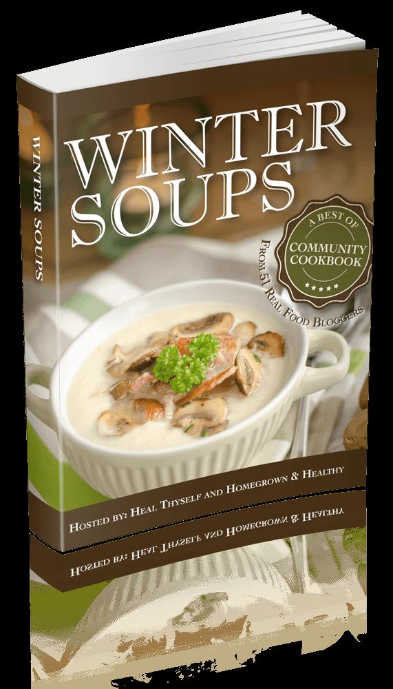 winter soups ebook