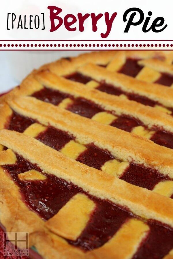 Berry Pie Vertical WM