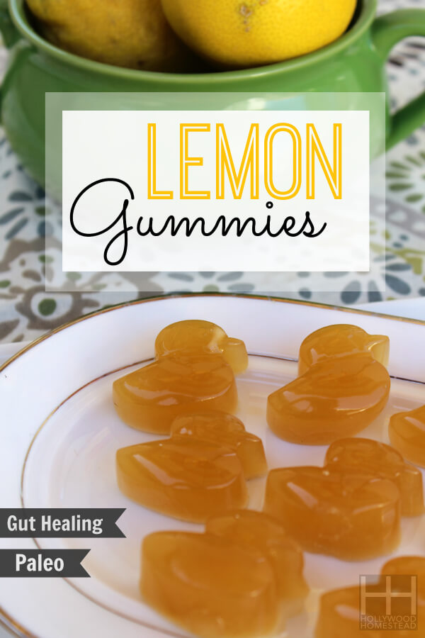 Lemon Gummies 3WM