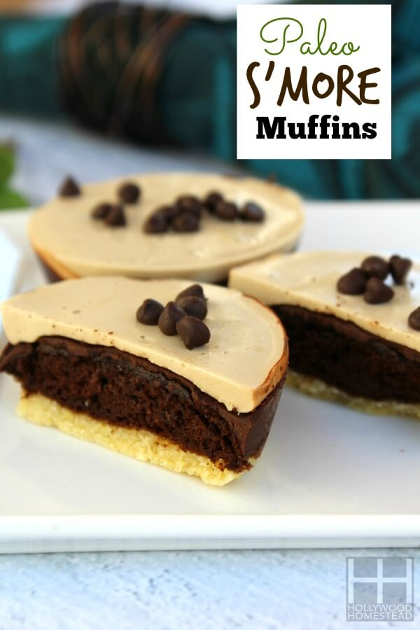 Smore Muffins Vertical WM