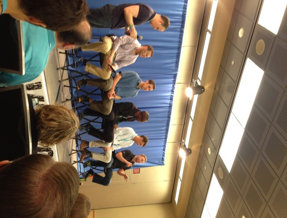 healthcare panel at #pfx14