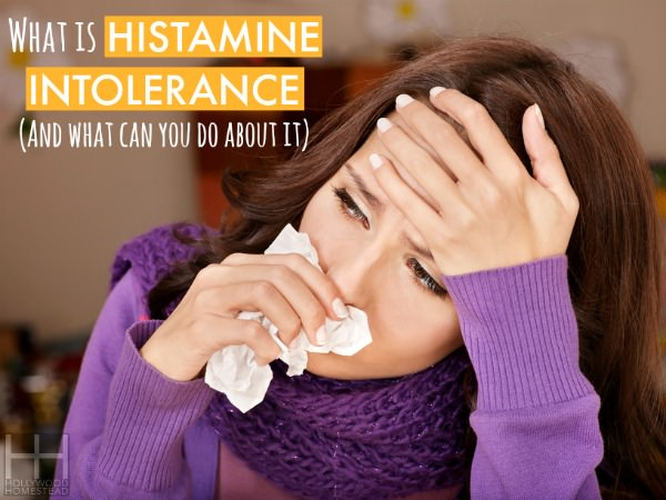 What is Histamine Intolerance (And what can you do about it) WM