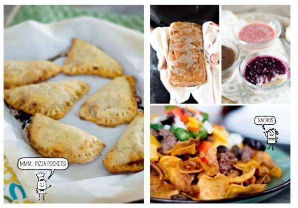 grain free snacks