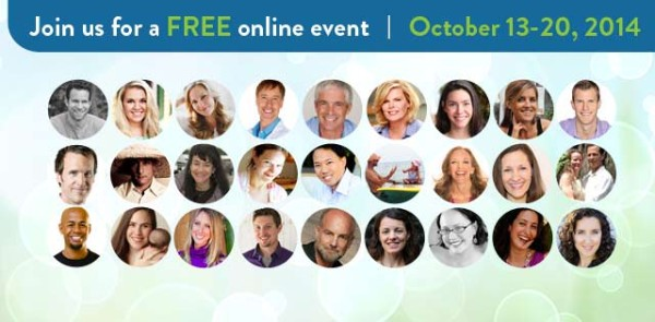 Register for the Wellness Family Summit: FREE Online October 13-20th