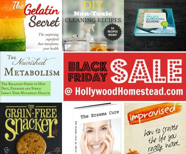 Black Friday Sale! - Hollywood Homestead