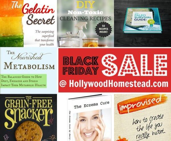 Black Friday Sale! - Hollywood Homestead