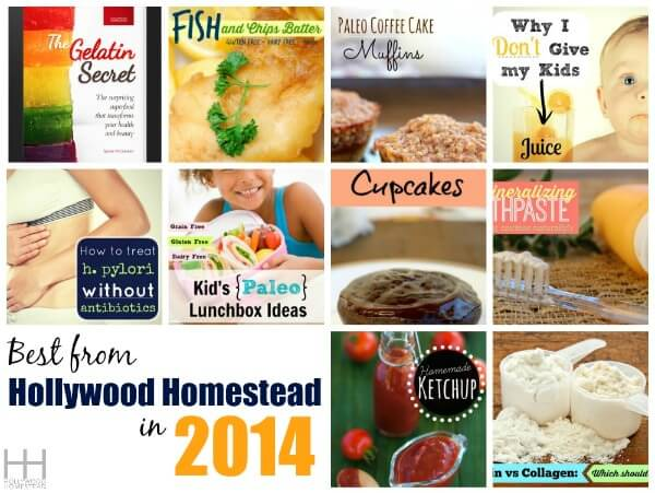 Best from Hollywood Homestead in 2014 - Hollywood Homestead
