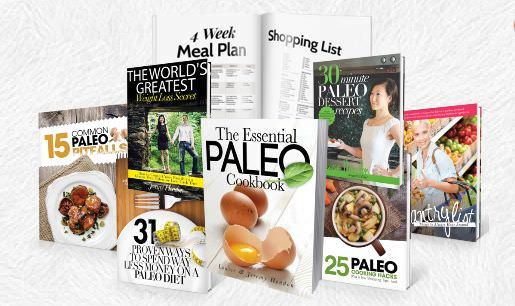 All of these bonuses come FREE when you order Essential Paleo Cookbook!
