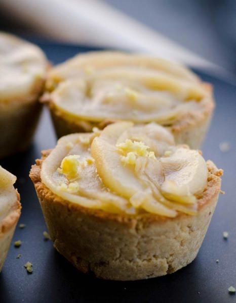 paleo apple tartlets recipe