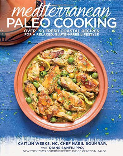 mediterranean paleo cooking cookbook