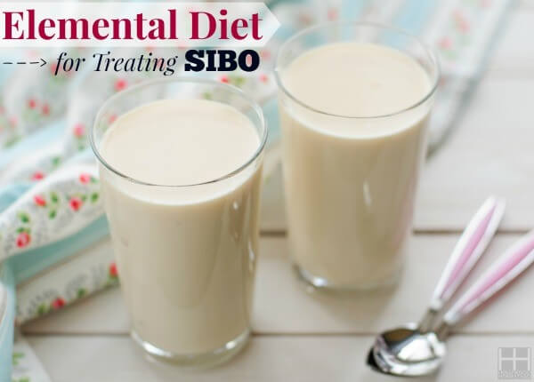 Treating SIBO (Part 9): Elemental Diet - Hollywood Homestead