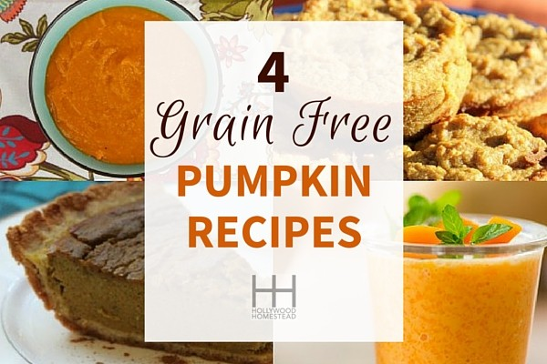 The Best Grain-Free Pumpkin Recipes for Fall