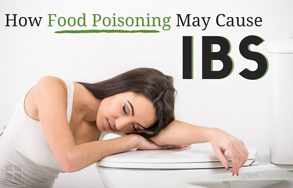 How Food Poisoning May Cause Irritable Bowel Syndrome