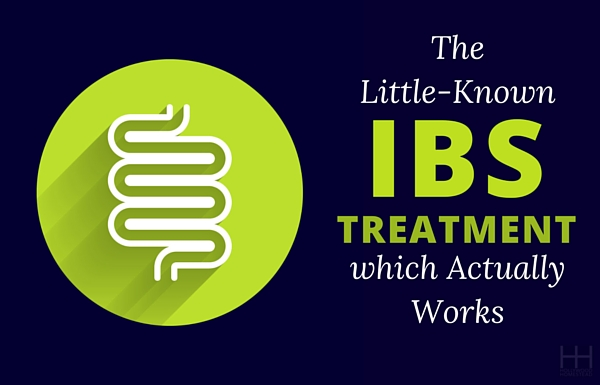 The Little-Known IBS Treatment which Actually Works - Hollywood Homestead