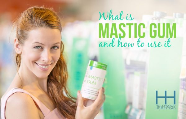 What Is Mastic Gum and How to Use It