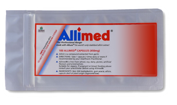 450 mg Allimed capsules