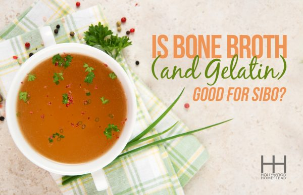 Is Bone Broth Good for SIBO?