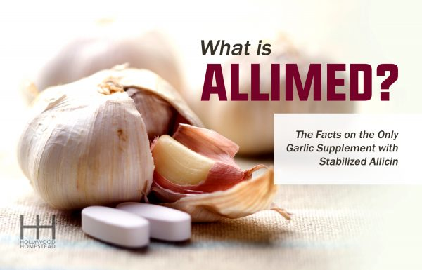 What is Allimed? The Facts on the Only Garlic Supplement with Stabilized Allicin
